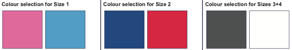 Malte colour range